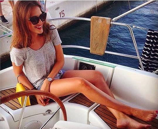 Námořnice Katka Sokolová