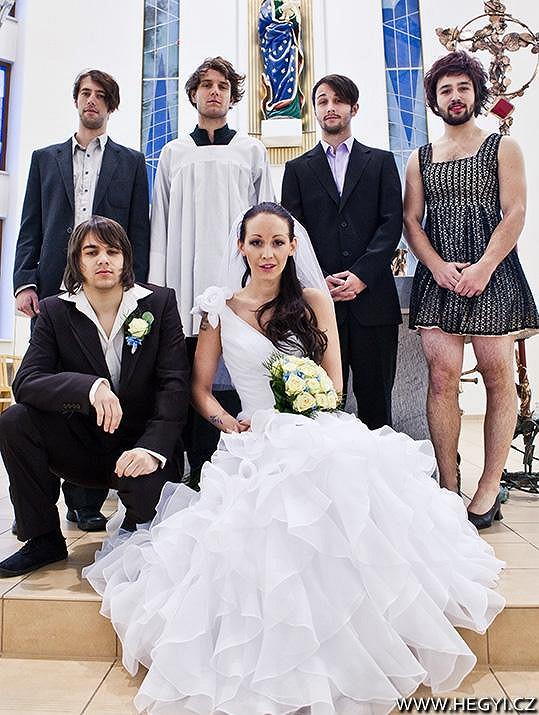 Agáta Hanychová bude nádherná nevěsta.