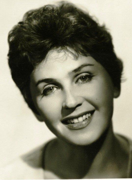 Stella Májová byla velkou filmovou hvězdou.