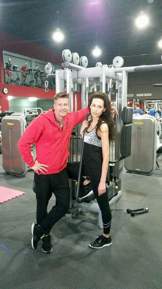 Kateřina a její trenér mají nezvyklou motivaci.