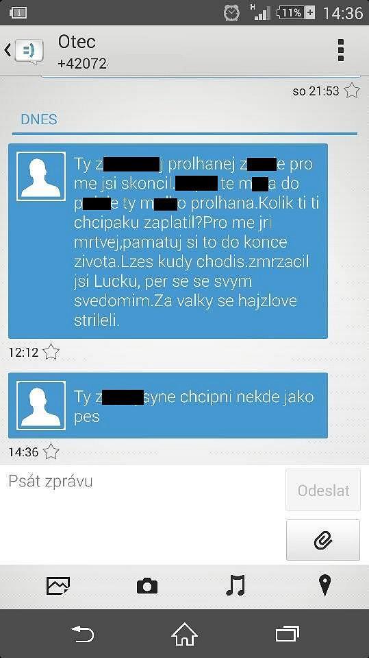 Zprávy Josefa Rychtáře synovi Pepovi