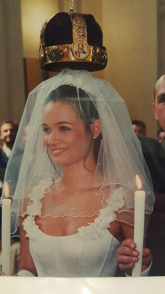 Klára si před šestnácti lety brala Miodraga Maksimoviče.