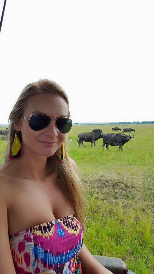 Bára a buvoli