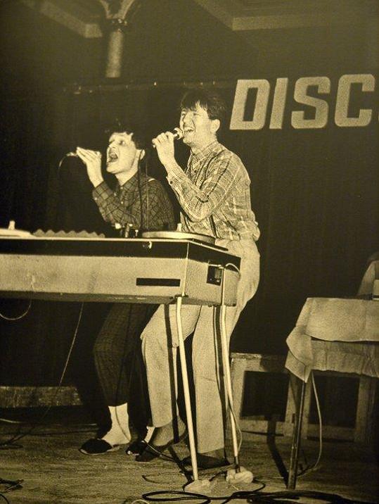 Zahraje i organizátor večera Tomáš Krejčí (na archivním snímku vpravo).