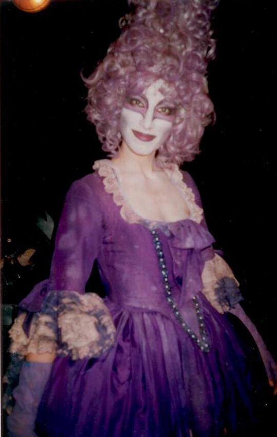 Renata v muzikálu Dracula