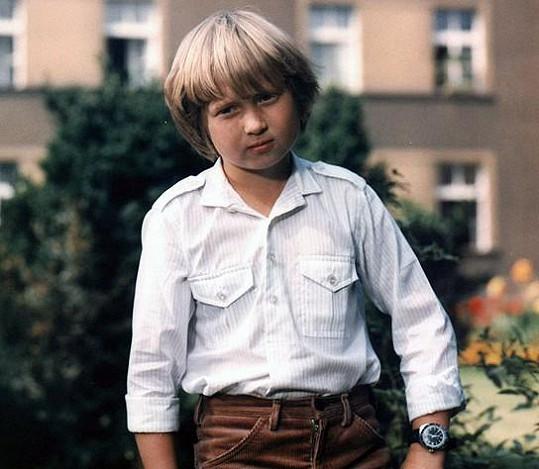 Lukáš Bech zářil jako dětská filmová a televizní hvězda.
