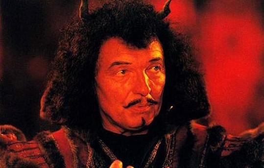 V pohádce Z pekla štěstí 2 hrál Gott dvojroli Lucifera a Pánaboha (2001).