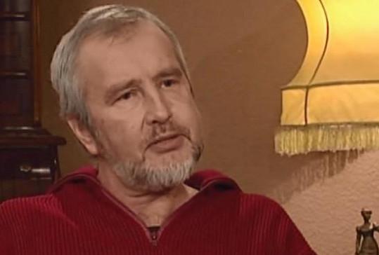 Konec života Jiřího Wimmera poznamenal alkohol.