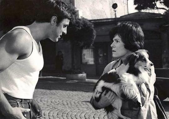 Ve filmu Objížďka se potkal s Vlastou Chramostovou.