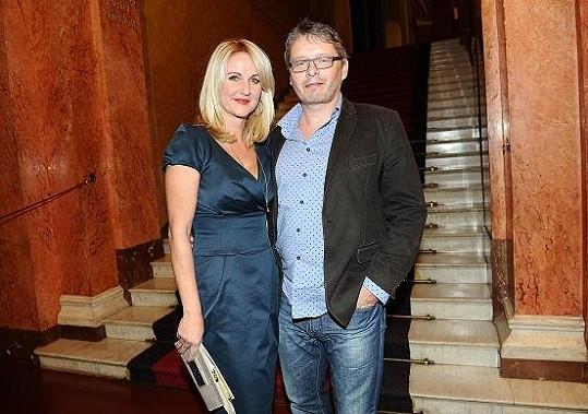 Vendula Svobová teď září štěstím po boku nového přítele Vladimíra.