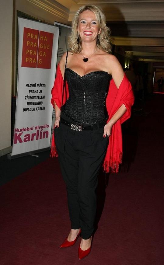 Lucie Benešová vypadá po třech dětech fantasticky.