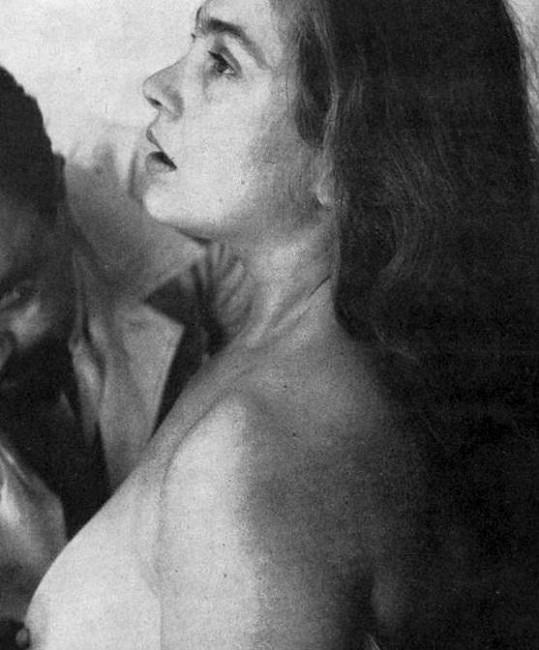 Míla Myslíková se ve filmech moc nesvlékala. Udělala ale výjimku.