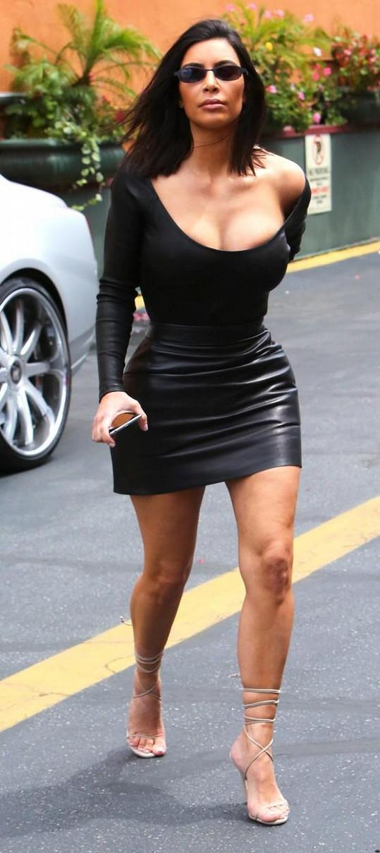 Takhle se oblékla na natáčení své reality show.