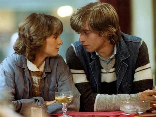 Táňa Kulíšková a Lukáš Vaculík se potkali ve filmu Láska z pasáže.