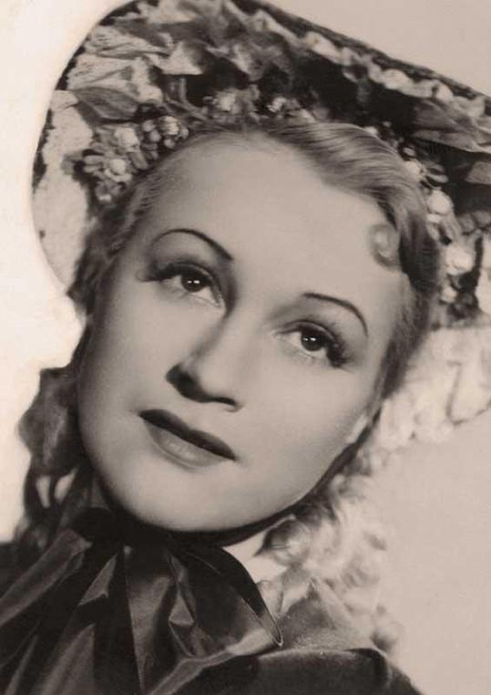 Adina dodnes patří k nejpopulárnějším prvorepublikovým herečkám.