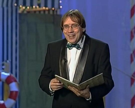 Byl častým hostem Petra Novotného v jeho show.
