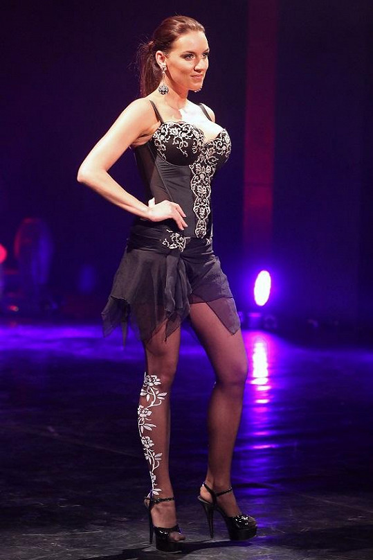 Lucie platí za nejobdařenější Miss ČR.
