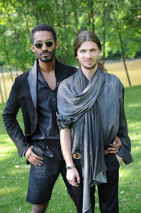 Yemi s manželem Jaromírem