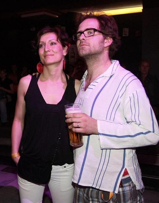 Ondřej s Annou se brali před dvěma roky.