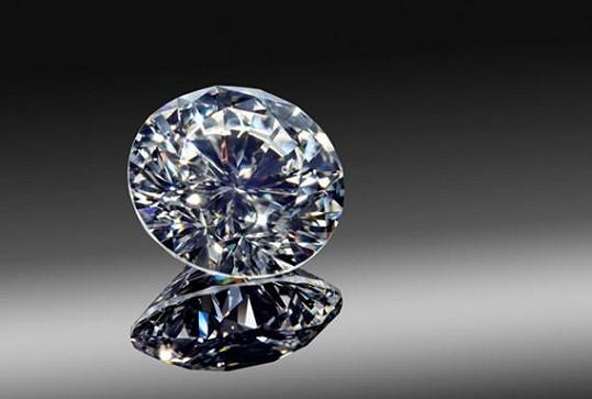 Tak vypadá v detailu diamant v hodnotě 14 miliónů dolarů.