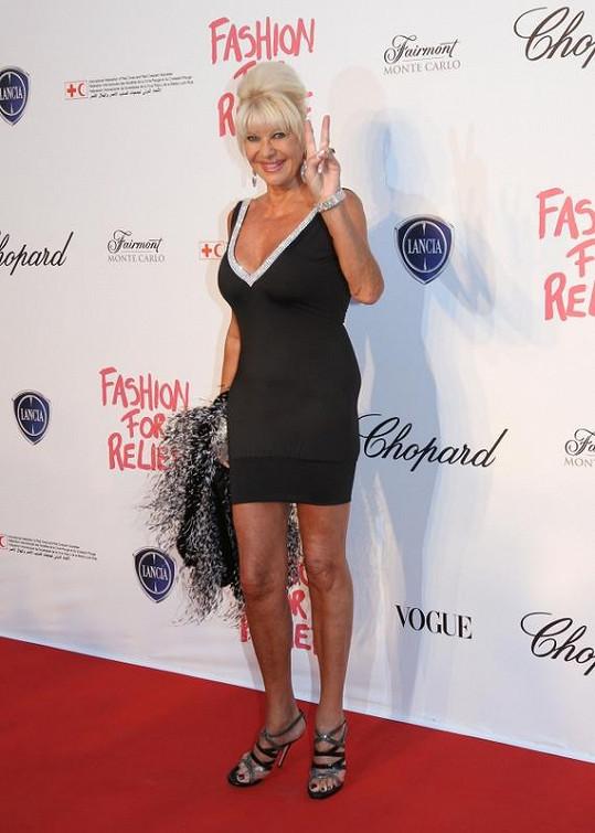 V Cannes nechyběla ani Ivana Trump.