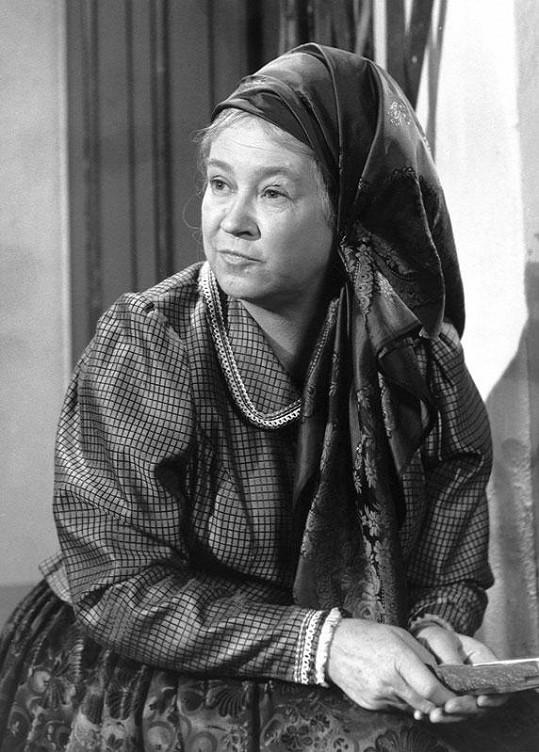 Na konci šedesátých let si Nataša zahrála malou roli v seriálu Sňatky z rozumu.