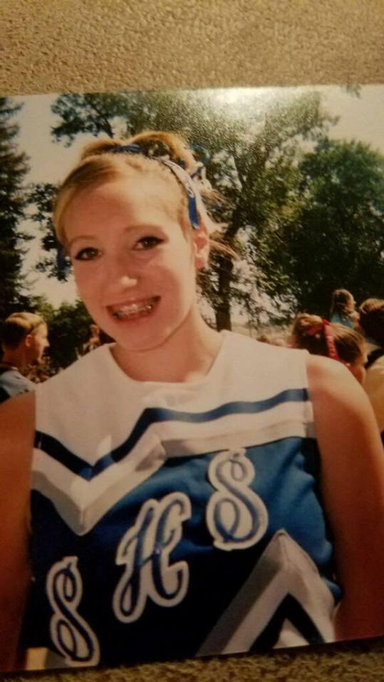 Jenna Bentley předtím, než propadla plastickým operacím.