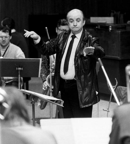 Osudovým mužem zpěvaččina života se stal dirigent Karel Vlach.