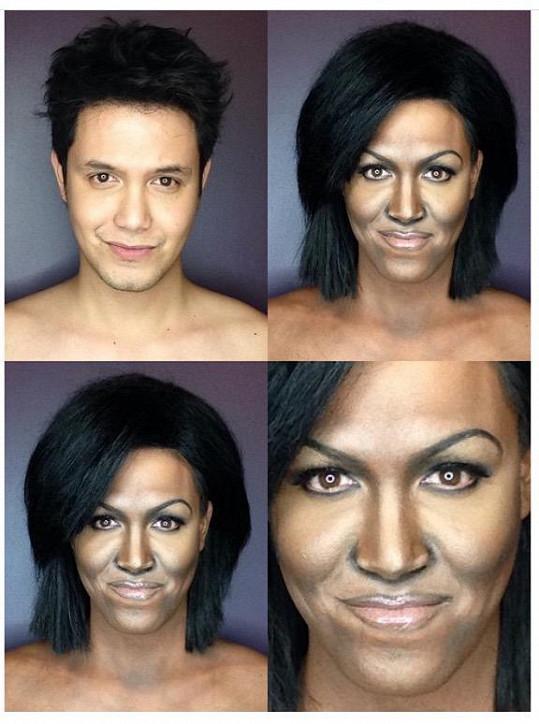 A Michelle Obama...