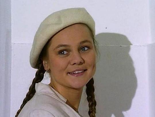 Andrea Elsnerová v seriálu Četnické humoresky (1997)
