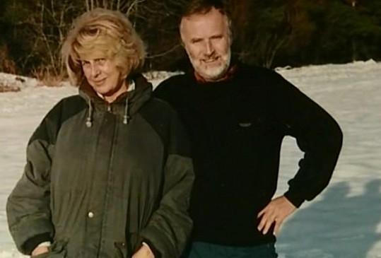 Judita Čeřovská a Ivan Smetáček