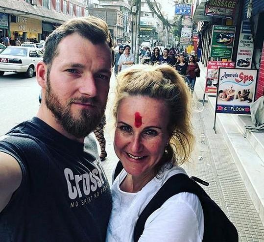 Vendula dostala výlet do Nepálu jako dárek k narozeninám.