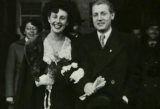 S věhlasným právníkem Vladimírem Čeřovským, který byl o patnáct let starší, měla Judita dvě děti.
