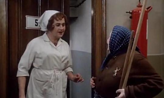Lipský ve své asi nejslavnější roli ve filmu Šest medvědů s Cibulkou (1972).