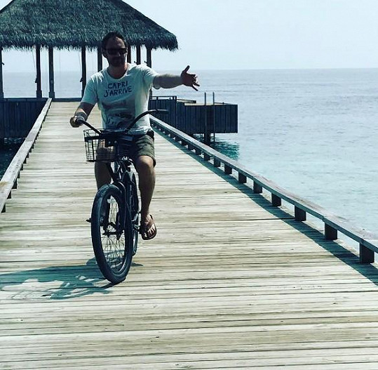 Emanuele Ridi jako cyklista