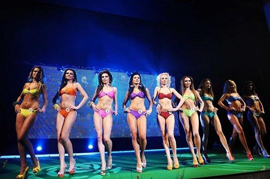 Tyto krásky soutěžily o titul Miss Spiša.