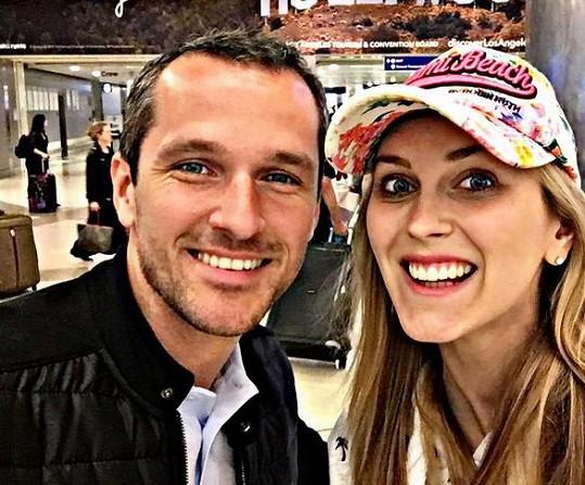 S manželem Mírou Hejdou zbožňují cestování.