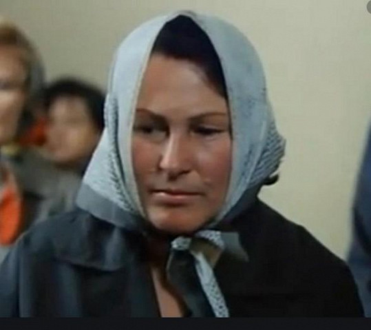 Zahrála si také v seriálu Třicet případů majora Zemana.