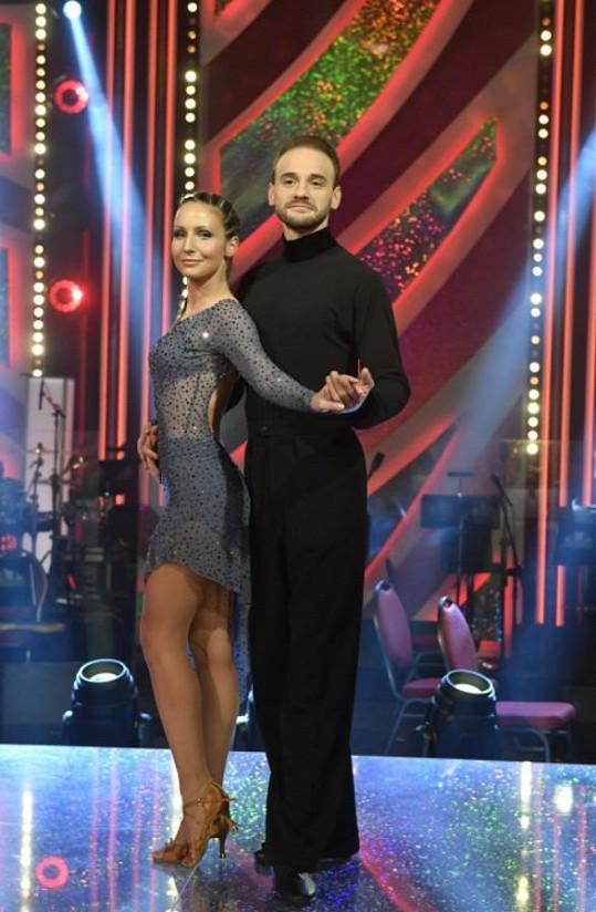 Jestli Veronika a Michal Necpál postoupí, se dozvíme už dnes večer.