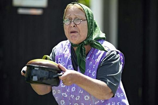 Coby Božena Němcová v Babovřeskách.