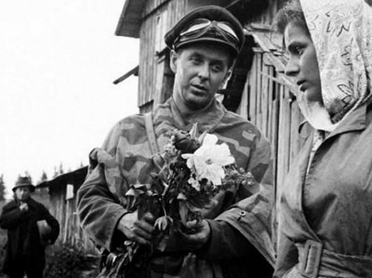 Jiří Vala a Jiřina Švorcová, která se do kolegy zamilovala, ale přebrala jí ho Jiřina Jirásková