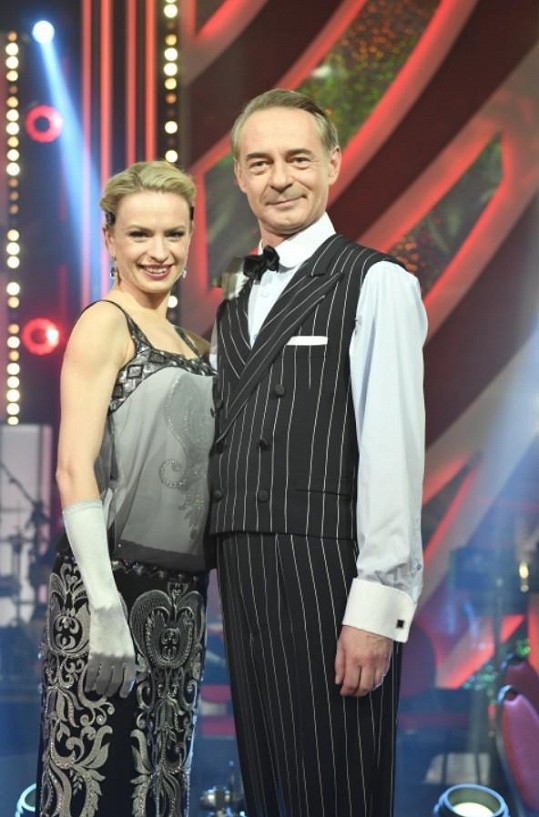 Ve StarDance zvítězil s Lenkou Norou Návorkovou
