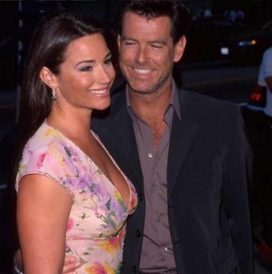 Na nedávné výročí svatby sdílel herec společnou fotografii s manželkou z dob minulých.