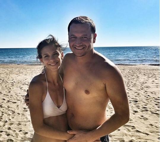 Vojtěch Bernatský s manželkou Kateřinou