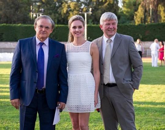Štěpanovská se zástupci vzdělávacích institucí