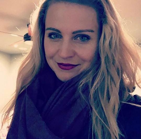 Lucie Šafářová alias teta Šafi by ráda byla maminkou.