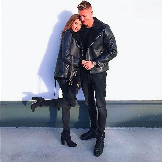 Nicola a Ondřej jsou hezký pár.