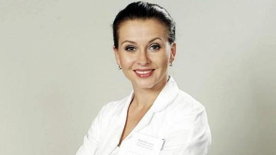 Dana Morávková ve své roli Zdeny Tiché.