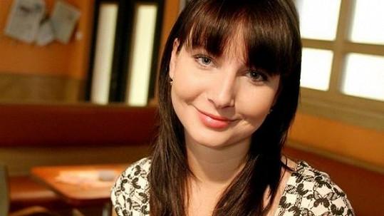 Veronika Nová do Ordinace nastoupila ještě coby studentka konzervatoře.