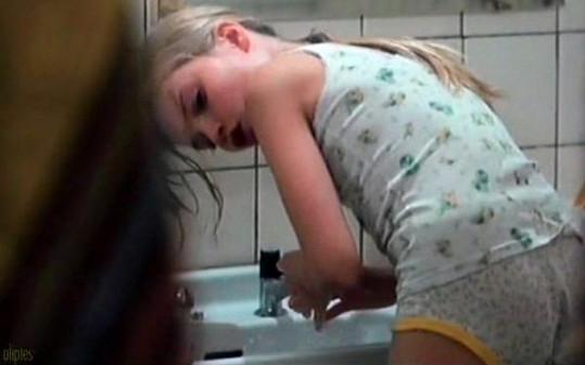 Michaela Kudláčková musela kvůli natáčení filmu Skleněný dům strávit dva a půl měsíce v dětském domově.